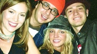 Alyssa Milano Posts Adorable Britney Spears and Justin Timberlake Throwback Pic