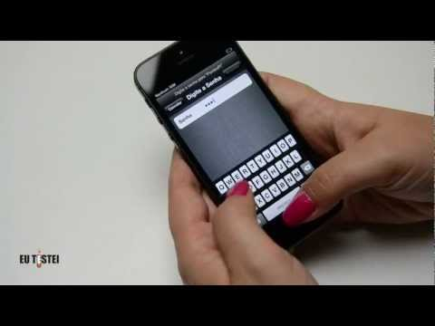 Smartphone Apple iPhone 5 - Unboxing Brasil