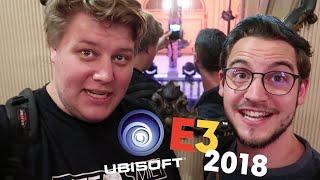 Ubisoft   UBIE3 Pressekonferenz 🎮 E3 2018