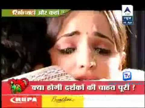 Sanaya talks about Barun - SBS 16th April 2013