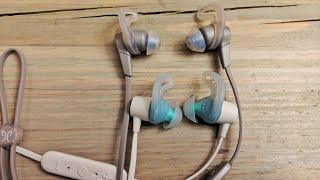 Jaybird X4 and Tarah Wireless Earphone Review