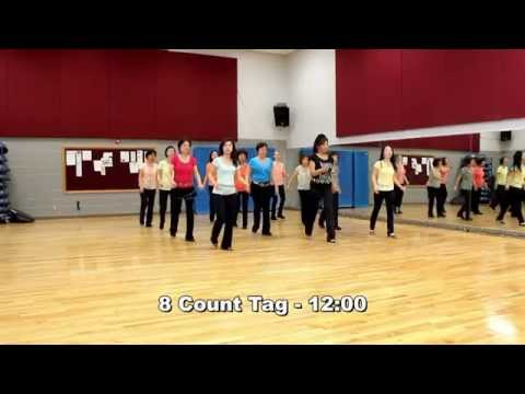 Those Were The Days - Line Dance (Dance & Teach in English & 中文)