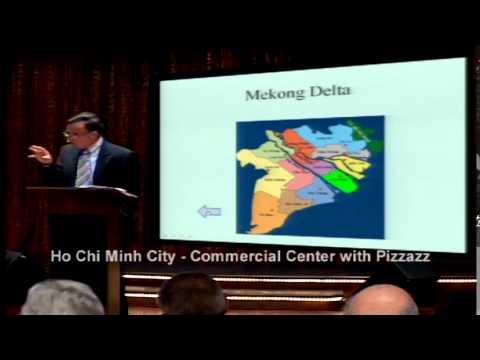 Azamara Club Cruise Southeast Asia Destination Lecture Series by Michael J. Ranieri