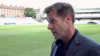2005 Ashes memories with Ian Ward