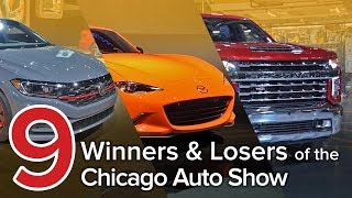 9 Winners & Losers of the 2019 Chicago Auto Show: The Short List