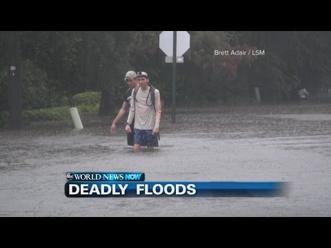 Deadly Flooding Rises to Historic Levels | ABC News