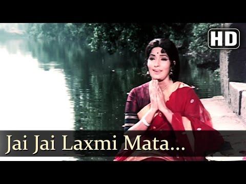 Jai Jai Lakshmi Mata - Bhagwan Samaye Sansar Mein - Devotional Songs - Anuradha Paudwal video