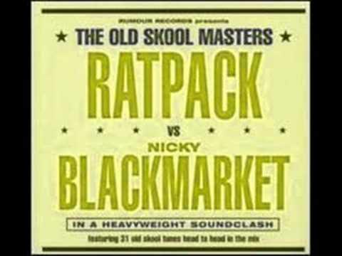 Ratpack vs Nicky Blackmarket - Sweet Harmony