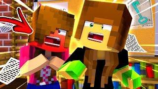 Download Lagu Minecraft: SEGREDOS - FUI PEGA NO FLAGRA ENTRANDO NA PASSAGEM SECRETA! #3 Gratis STAFABAND