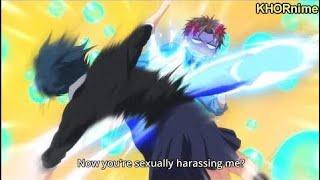 Best Kashima X Hori Ship Moments | Funny Anime Moments | Gekkan Shoujo Nozaki-kun