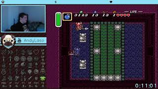 A Link to the Past | EXTREMELY DIFFICULT Inverted Enemy Randomizer Pt 1