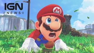 Super Mario Odyssey Speedrunners Compete to Undress Mario - IGN News