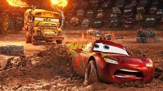CARS 3 ALL TRAILERS - 2017 Pixar Animation