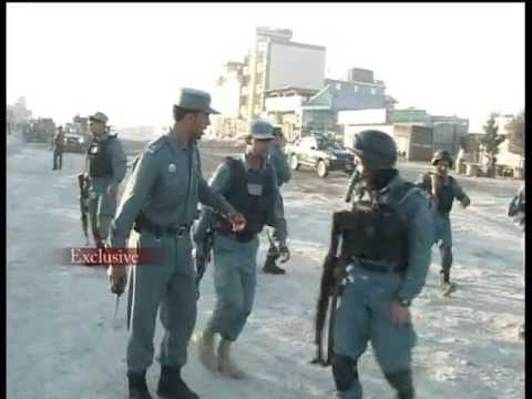 Breaking: Attack on Kabul Airport 10.06.2013