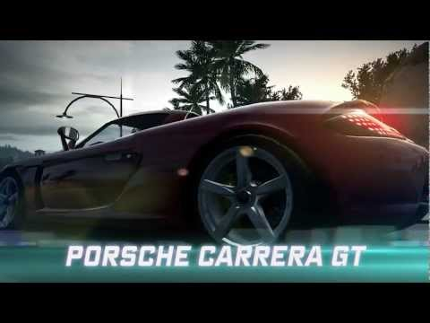 Porsche Carrera GT Debuts In Need For Speed World
