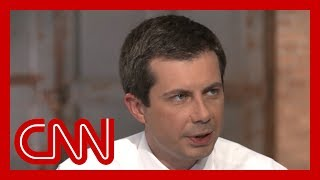 Buttigieg says he isn't interested in winning without the black vote