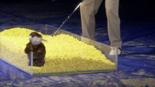 Sports Science tests PGA Golfer Brad Faxon, Part 1