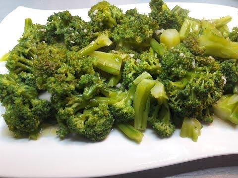 КАК ПРОСТО И ВКУСНО ПРИГОТОВИТЬ БРОККОЛИ / РЕЦЕПТ ПП / broccoli recipe