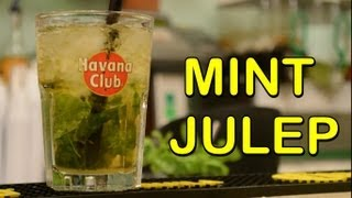 Ricetta Cocktail - Mint Julep