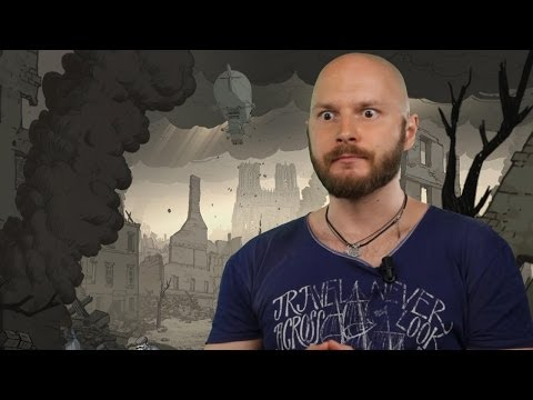 Valiant Hearts: The Great War - мнение Алексея Макаренкова