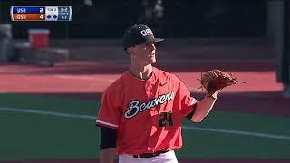Oregon State Baseball Game Highlights: 5/14/18 vs. San Diego