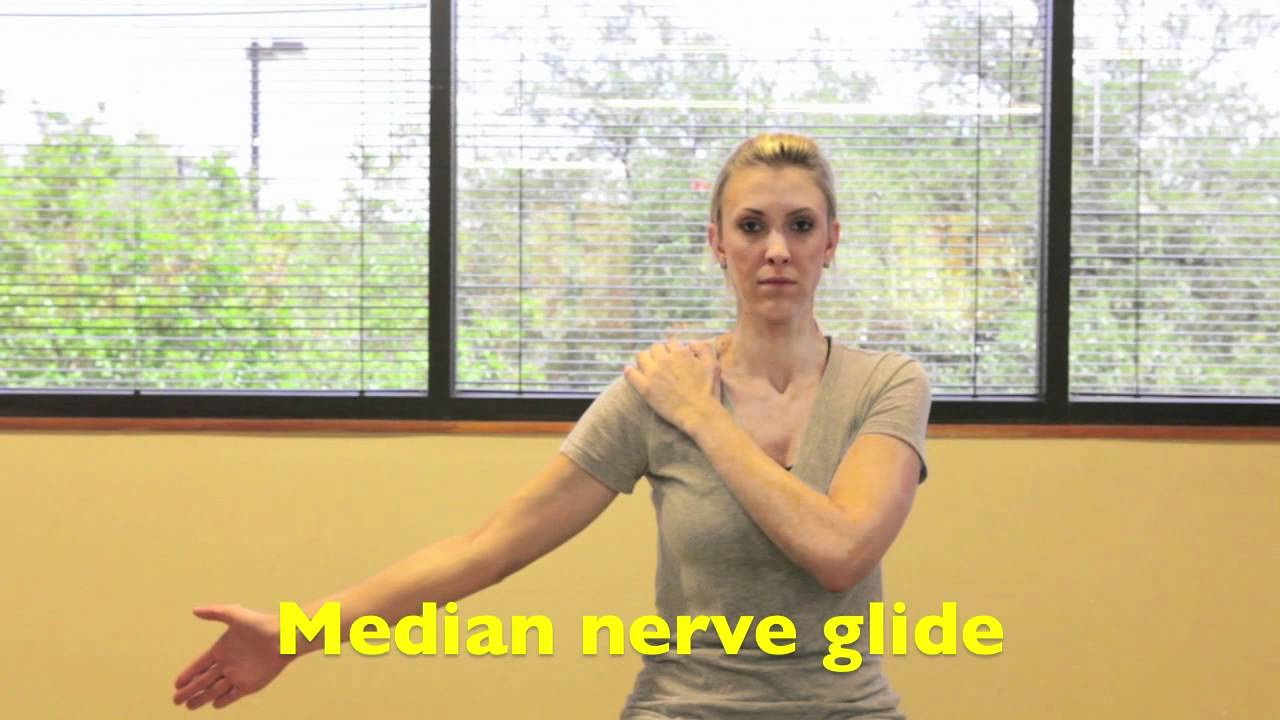 Median Nerve Glide - YouTube