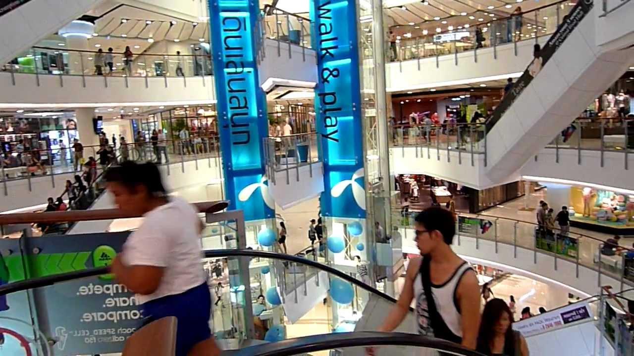 Central Court Central World Central World Shopping Plaza