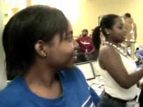 Florida Atlantic University's Stroll Off Video