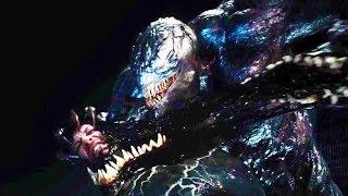 Venom ALL TRAILERS - Tom Hardy
