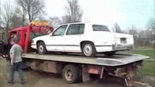 Funny Video - Car Repair By An Idiot