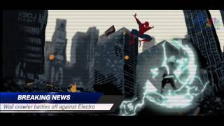 Short Animated Tribute to The Amazing Spiderman 2