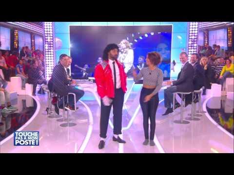 Tal Apprend Les Pas De Danse De Michael Jackson à Cyril Hanouna video