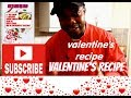 Valentine's Day Dinner Recipe For  2019  | Chef Ricardo Cooking
