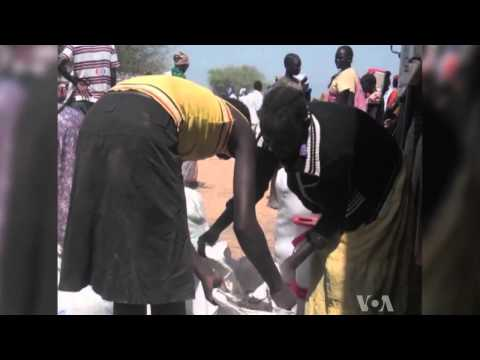 Fighting Blocks Aid to Thousands of Displaced in South Sudan