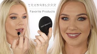 Eveline Karlsen - My Favorite Products From Youngblood Cosmetics