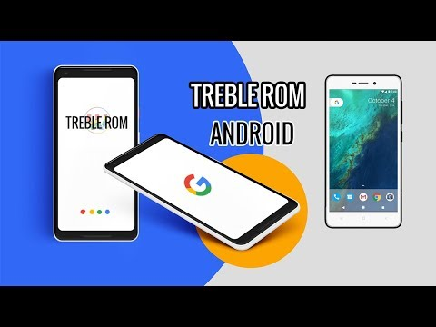 How To Install Treble ROM On Redmi 3S/Prime Or Any Android [2018]