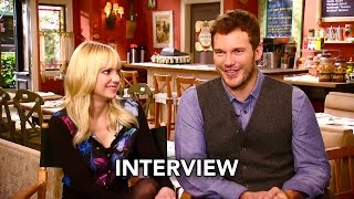 Chris Pratt guest stars on Mom - Interview HD