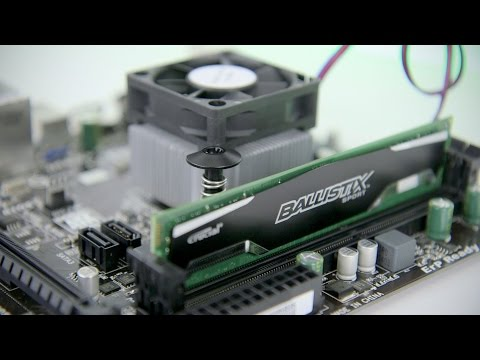 How to Build a $300 Gaming PC! (2014 Boson)