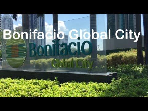 Bonifacio Global City Overview Driving Tour Taguig 2015 by HourPhilippines.com