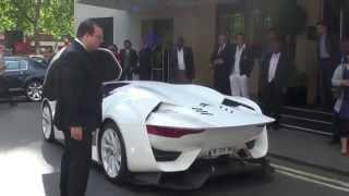 Pagani zonda cinque vs Bugatti veyron vs Citroen GT!