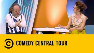 Quando la prof ti interroga - Marta e Gianluca - Comedy Central Tour