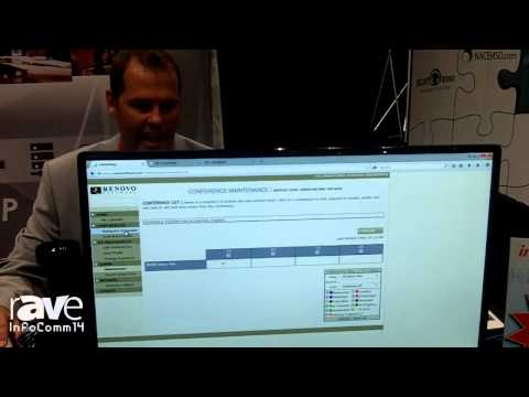 InfoComm 2014: Renovo Software Demonstrates its Video Scheduling Software