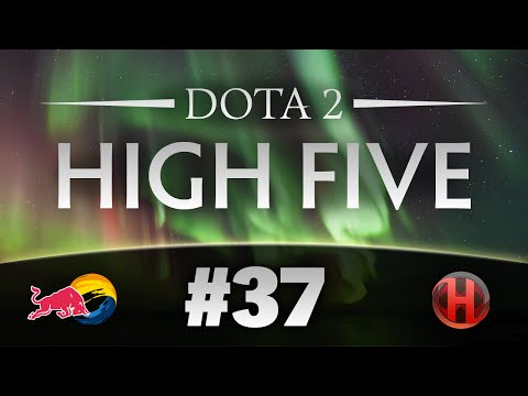 Dota 2 High Five - Ep. 37 [Red Bull Weekly]