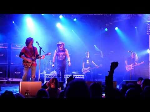 Skid Row - Ghost (Live - Hard Rock Hell, Prestatyn, Dec 2010) [HD]