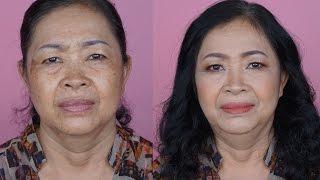 Makeup Đi Tiệc Cho Người Trung Niên [Vanmiu Beauty]