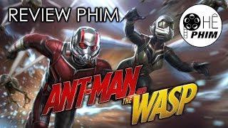 Review phim ANT-MAN AND THE WASP (Người kiến và Chiến binh ong)