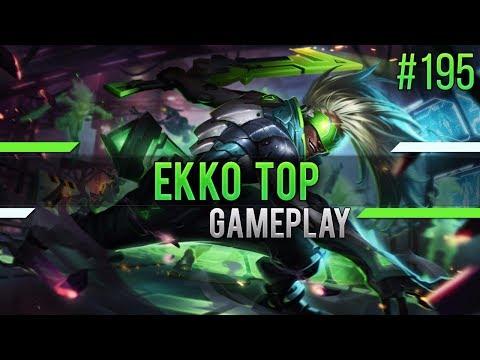 Ekko (Top): Feed Lane Win...??? #195 [Lets Play] [League of Legends] [German / Deutsch]