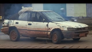 Cameroun: Le désastre routier - Reportage Complet FULL HD
