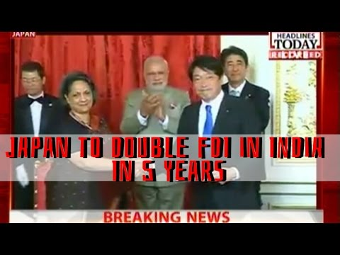 PM Modi & Shinzo Abe's joint address - Part I