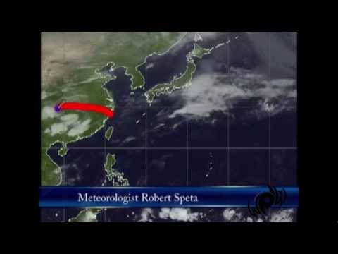 Invest 90W : China Severe Storms, Westpacwx Update